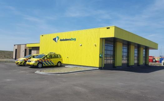 Ambulancepost Weert