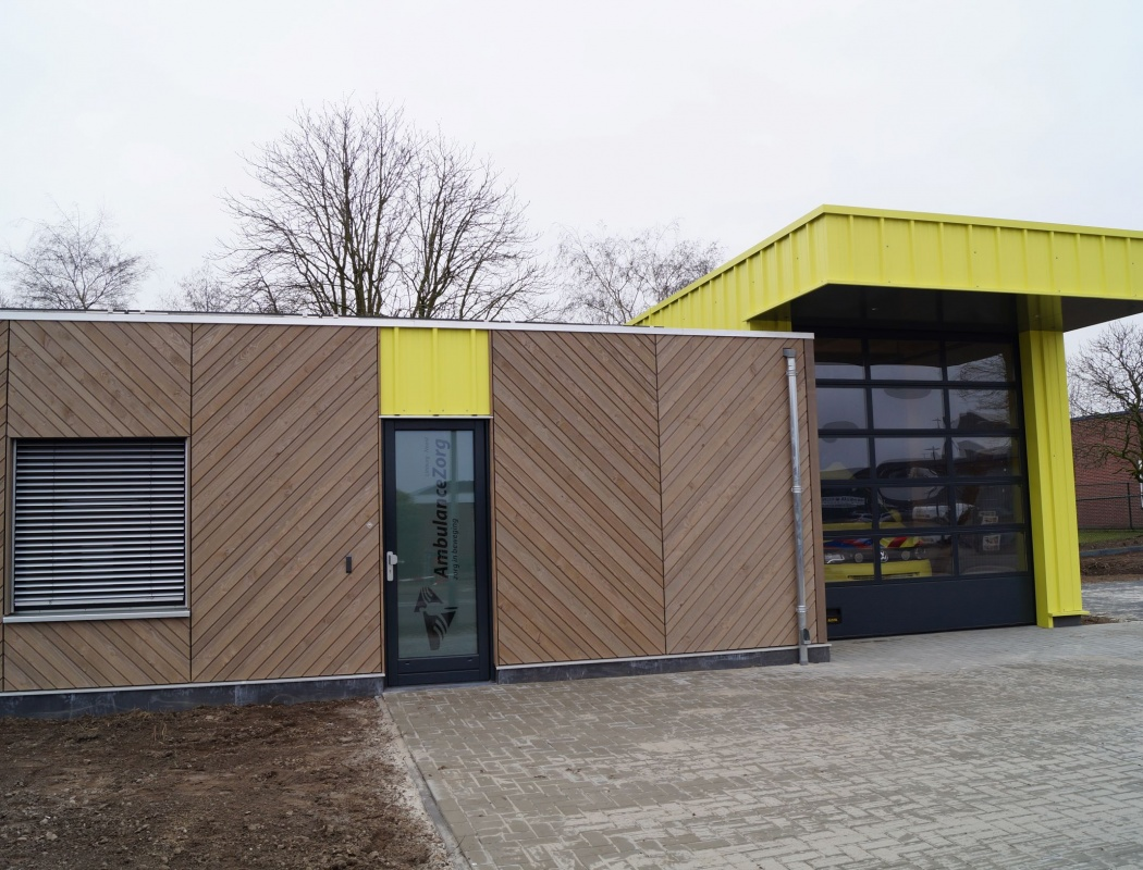 Ambulancepost Kelpen-Oler